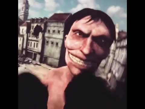 shingeki no kyojin VR siente como te ataca un titan