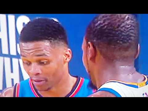 Karceno on Kevin Durant vs Russell Westbrook round 2