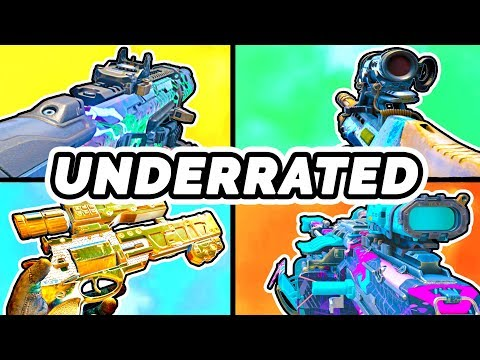 4 UNDERRATED OPERATOR MODS YOU NEED TO BE USING IN BO4!