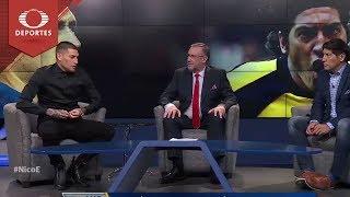 Duelo de chilenos: Nico Castillo e Iván Zamorano |  Futbol En Serio | Televisa Deportes