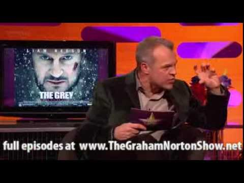 The Graham Norton Show Se 10 Ep 12, January 27, 2012 Part 1 of 5