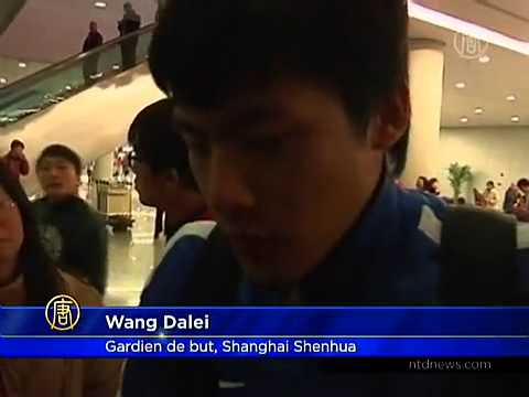 Nicolas Anelka : l'espoir de Shanghai Shenhua