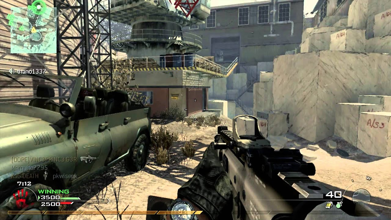 how to play call of duty multiplayer online