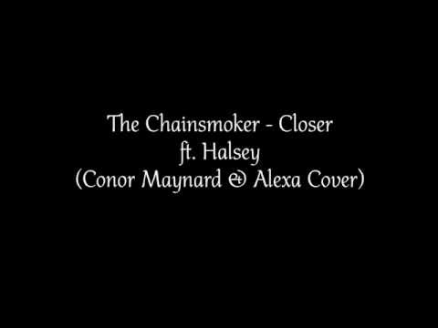 Conor Maynard - Closer (Lyrics)(The Chainsmokers...