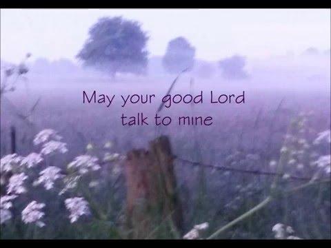 May your good Lord (Lyrics) - Midge Ure