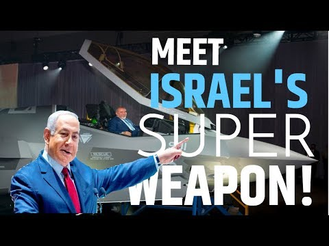 Meet Israel's Super Weapon