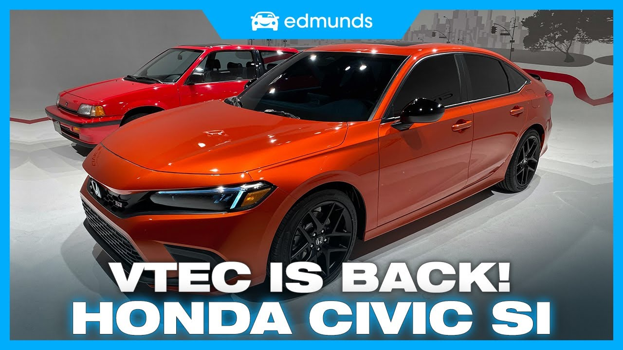 The 2022 Honda Civic Si: This Is It