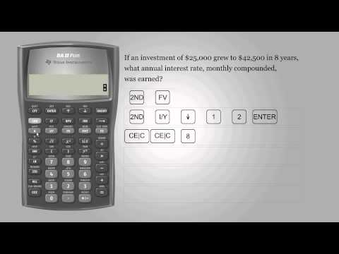 interest-rate-–-texas-instruments-ba-ii-plus
