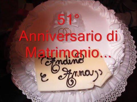 51 anniversario di matrimonio youtube for Video anniversario 25 anni di matrimonio