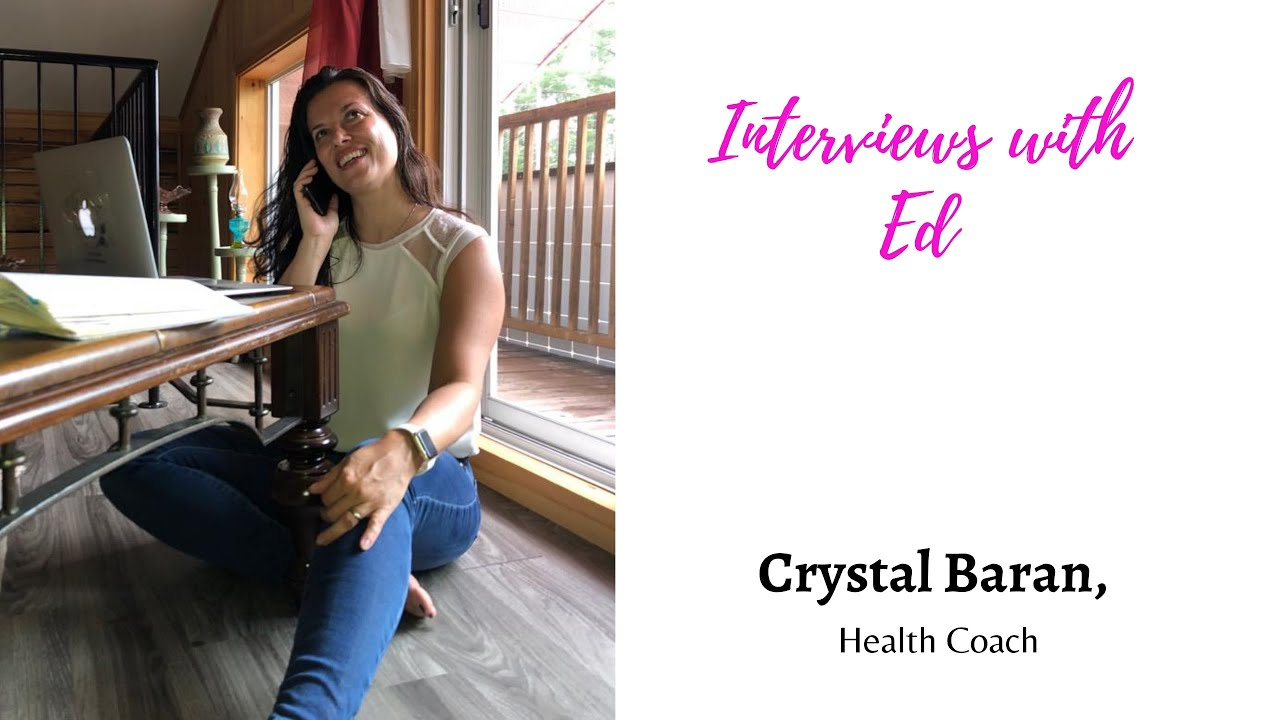 Crystal Baran,  Health Coach