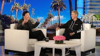 Ken Jeong Gives Ellen Medical Advice