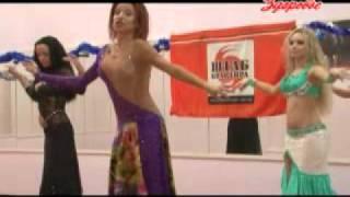 Восточные танцы - урок № 20 Bellydance