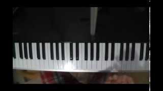 """tutorial 2 tumbao piano SON SALSA TIMBA """"patron ritmico con arpegios"""" 2"""
