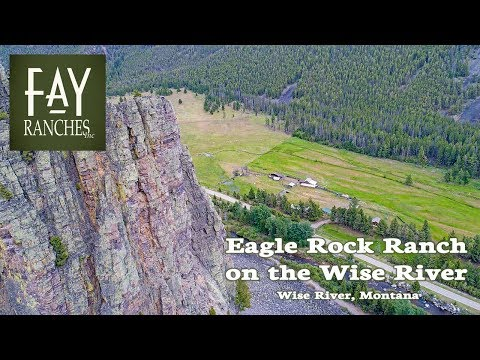 Montana Cattle Pasture For Sale | Eagle Rock Ranch | Wise River MT
