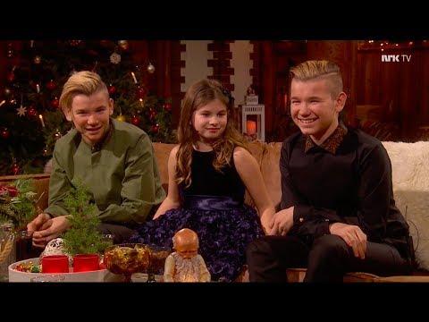 Marcus, Martinus & Emma - Kvelden før kvelden (Full interview) part 1