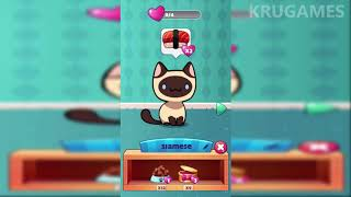 Cat Game - The Cats Collector! Android Gameplay