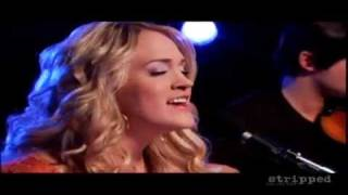 Carrie Underwood - Don't Forget To Remember Me - Stripped Music