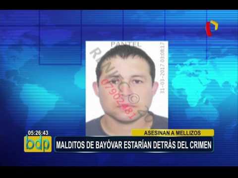Asesinan a mellizos en SJL: 'Los malditos de Bayóvar' estarían detrás de crimen