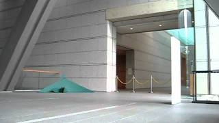 Museum of Contemporary Art Tokyo / Inside