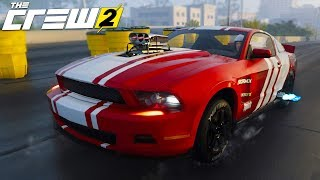 DRAG MONSTER - The Crew 2
