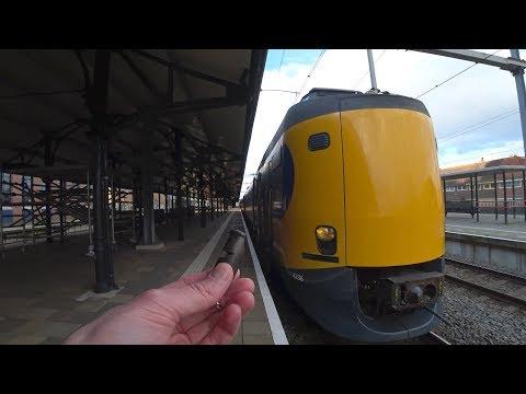 Train Driver's POV Amsterdam - Deventer ICM 2018 Fluit