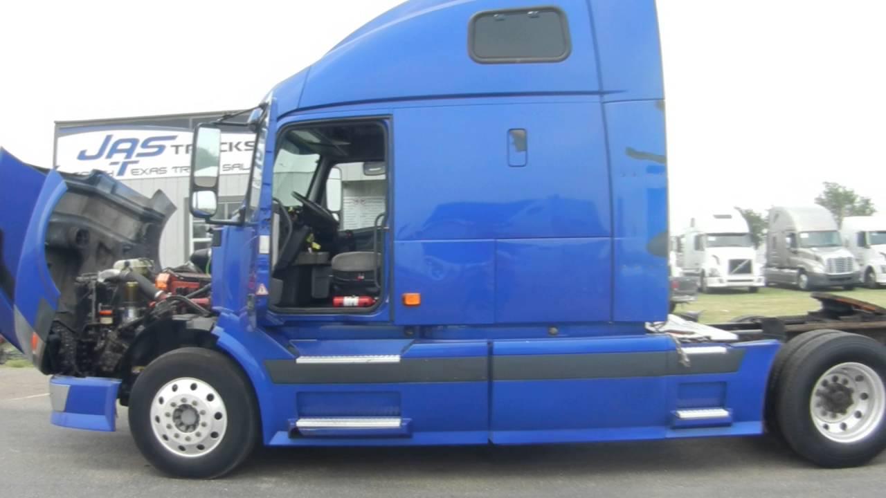 Volvo VNL64T670 Cummins ISX 13 speed used truck sales ...