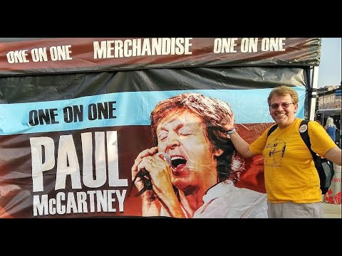 Paul Mccartney Live in Barclays center NY, 17/09/2017 1st show