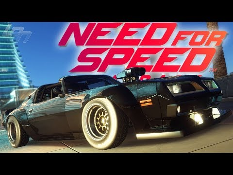Pontiac Firebird Trans Am Tuning & Superbuild! -  NEED FOR SPEED PAYBACK | Lets Play NFS