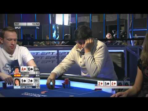 EPT 10 Barcelona 2013 - Main Event, Episode 2 | PokerStars.com (HD)