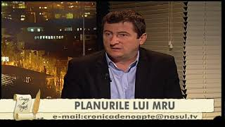MRU LA CRONICA DE NOAPTE