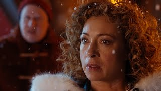 The Twelfth Doctor Meets River Song - Doctor Who: The Husbands Of River Song - BBC