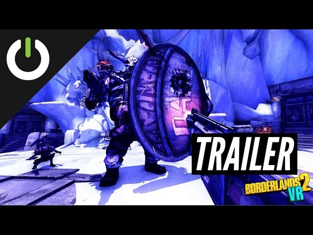 Borderlands 2 VR Coming To PSVR This December Without