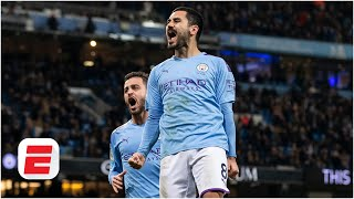 Man City's attack on full display, but Pep Guardiola's defense is still vulnerable | Premier League