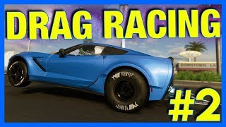 The Crew 2 Let's Play : DRAG RACING!! (Part 2)