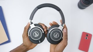 audio Technica ATH M70x Review