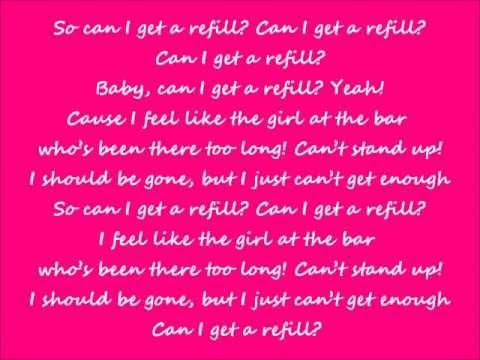 Refill by ElleVarner Lyrics