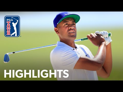 Tony Finau shoots 5-under 67 | Round 2 | WGC-Workday | 2021