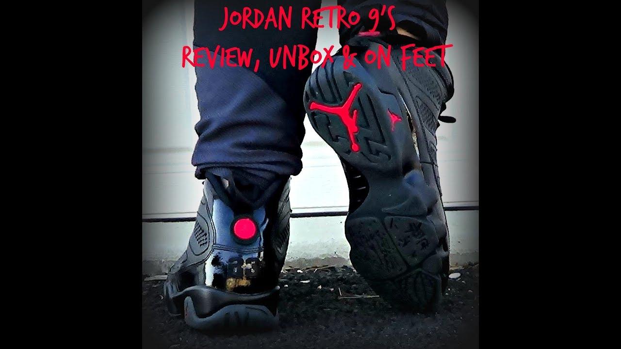 ee5d0170943d23 Jordan Retro 9 review - YouTube