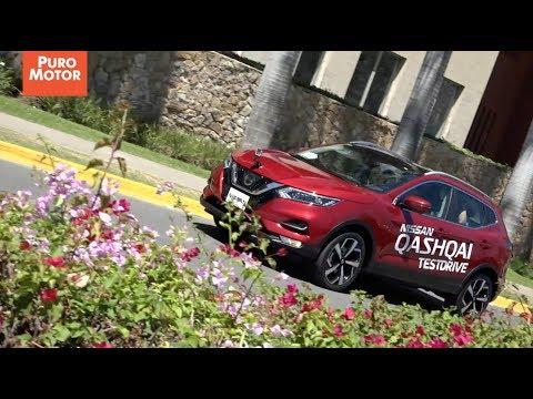 Nissan Qashqai 2018 - Primer contacto PURO MOTOR