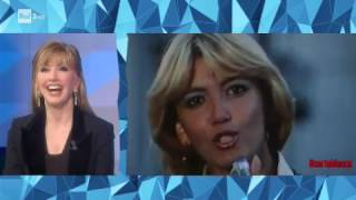 Milly Carlucci - #cartabianca 07/03/2017