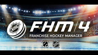 FHM 4 REVIEW | Franchise Hockey Manager 4