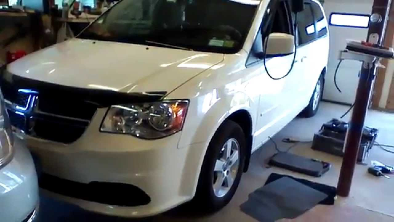 1 Minute Plug And Play Remote Start Install On A 2012