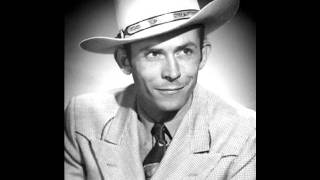Hank Williams Sr.-  Honky Tonk Blues