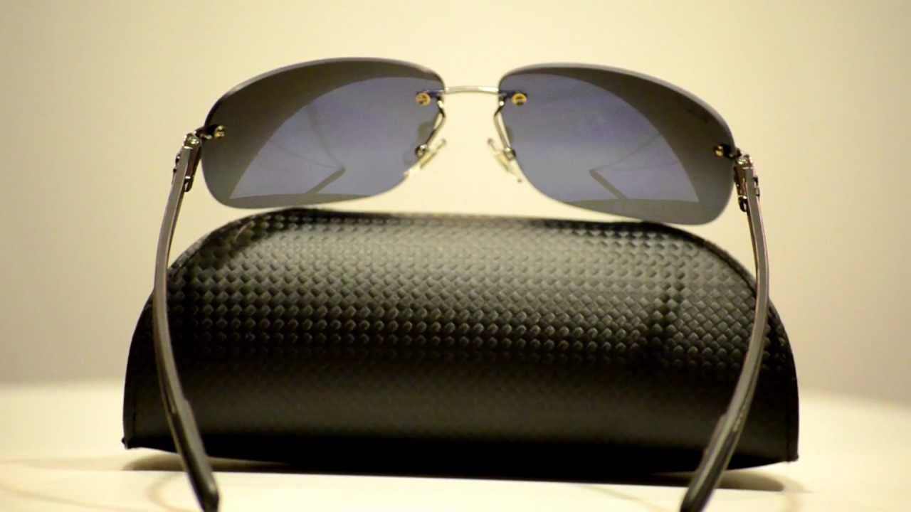 fbc412dc8dd ... australia new ray ban mirror polarized sunglasses rb 8303 004 82 carbon  tech collection youtube 5d16e