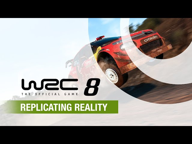 WRC 8 | Replicating Reality - Physics Dev Diary