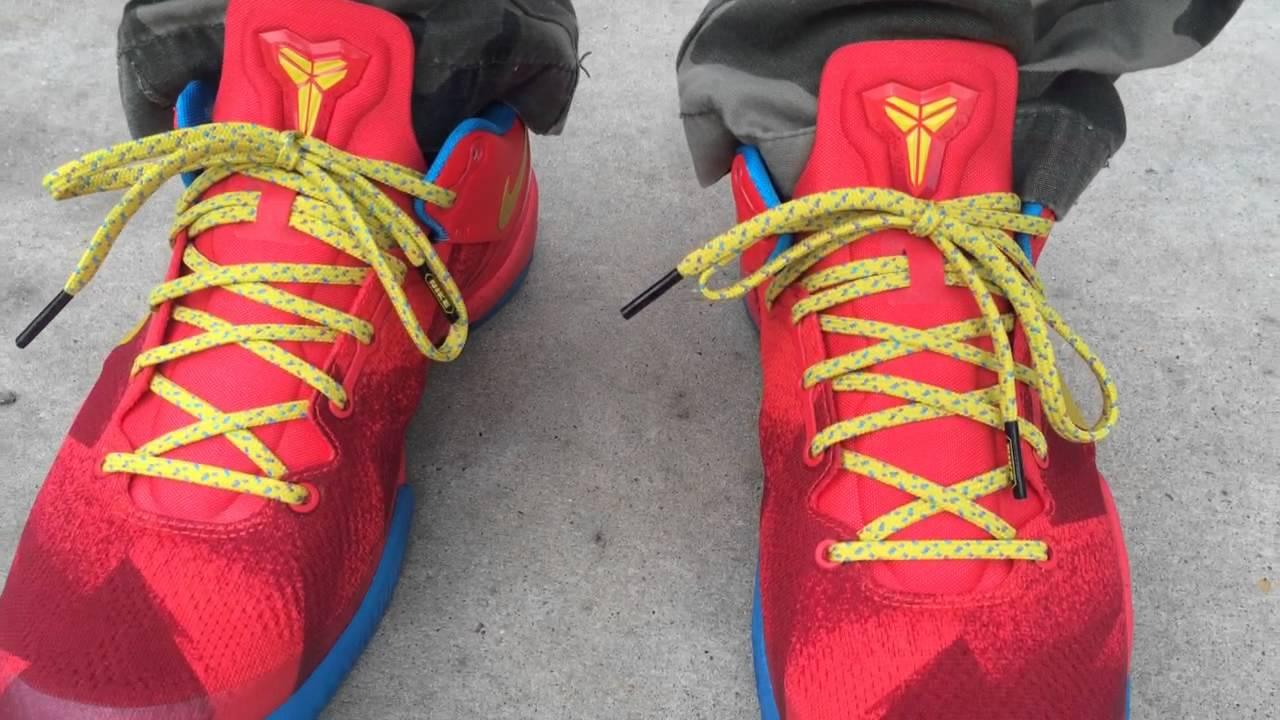 960179bcc31 Nike Kobe 8 System