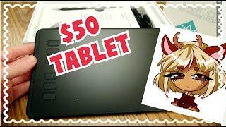 ☆ GREAT BEGINNER DRAWING TABLET || SPEEDPAINT +Huion H640P ☆