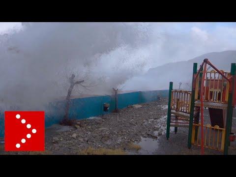 Maltempo, Il Mare Divora Tutto: Sicilia Duramente Colpita
