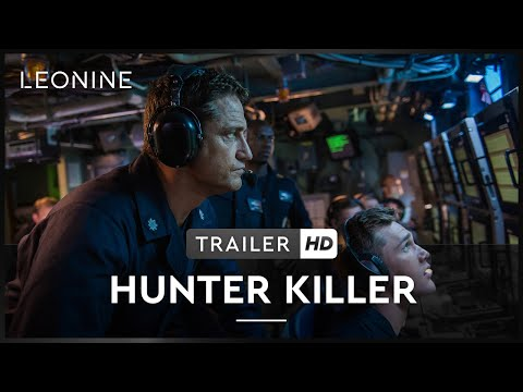 HUNTER KILLER | Trailer | Deutsch | Offiziell | HD | Jetzt im Handel!