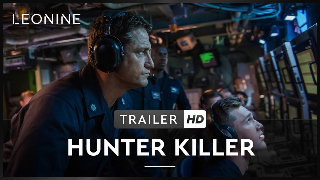 Hunter Killer Trailer Deutsch